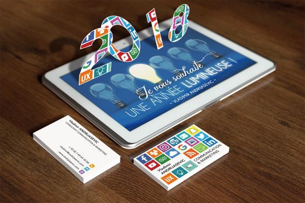 e-Carte de vœux